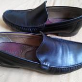 Кожаные туфли Burton menswear р.42