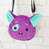 Детская сумка поросёнок, свинка, хрюшка Жирик