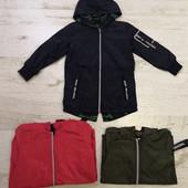Куртка ветровка для мальчиков 98-128р.5996