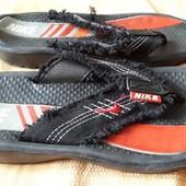 Вьетнамки Nike (оригинал)р.42-27.5см.