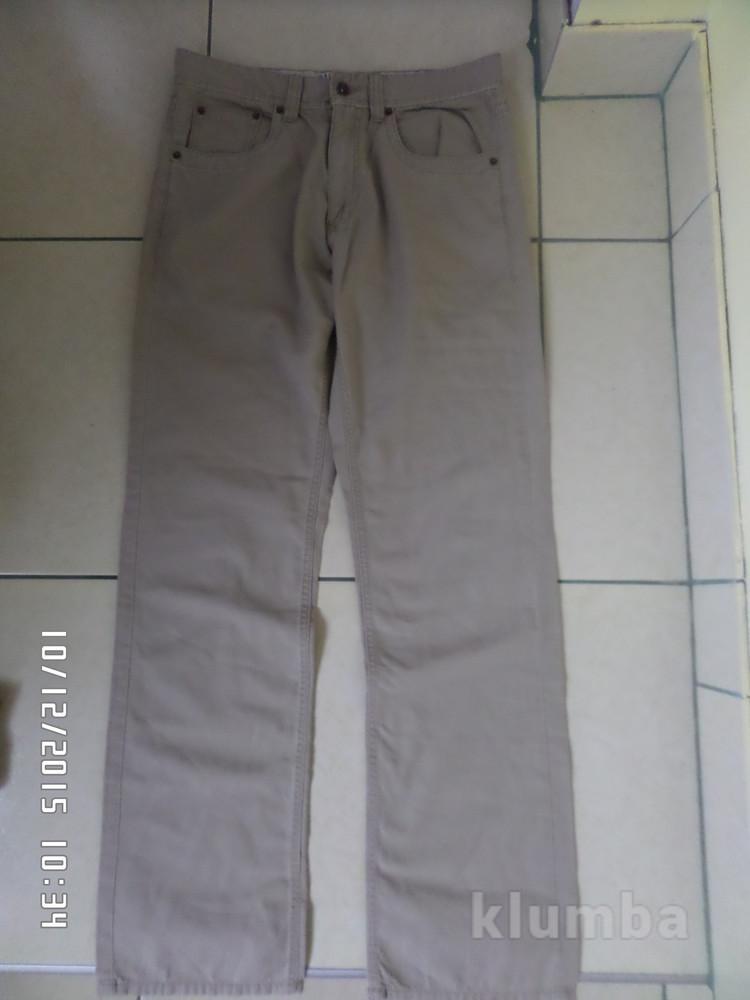тонкі штани джинси фото №1