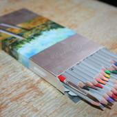 карандаши акварель