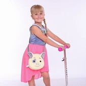 Детская сумка поросёнок, хрюшка, свинка Жирик