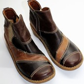 Ботинки Josef Seibel, Германия,оригинал, кожа полная 39 р демисезон