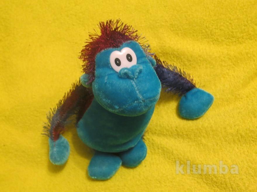 Обезьяна.мавпа.мартышка.обезьянка.мягкая игрушка.мягка іграшка.мягкие игрушки. фото №1