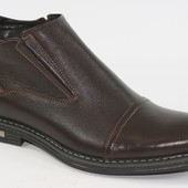 Мужские ботинки зимние Y-3 Brown