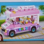 "Конструктор Brick 1112 ""Кафе-мороженое"""