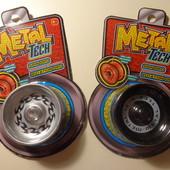Фирменное йо-йо Gold-Metal-Tech с подшипником. Оригинал! Америка!