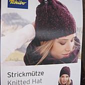 Вязаная шапка ТСМ