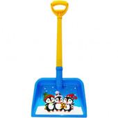 Лопатка для снега или песка большая с ручкой
