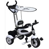 Велосипед 3-х колесный Mars Trike надувные колеса (белый). артикул KR01 air білий