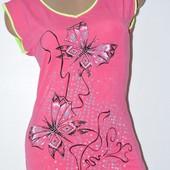 Блузка футболка блуза кофта 38-50р