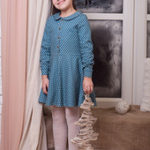 Платье детское Джинс звезда