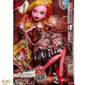 Monster High Freak du chic Gooliope jellington. В наличии