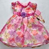 Нарядное платье Nannette , Америка р. 24мес.