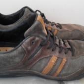 Туфли замшевые GEOX(оригинал)р.42
