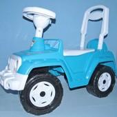 Машинка для катания джип Орион 4*4 549