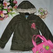 Куртка Topolino на 6-7 лет,рост 116-122 см.Мега выбор обуви и одежды!