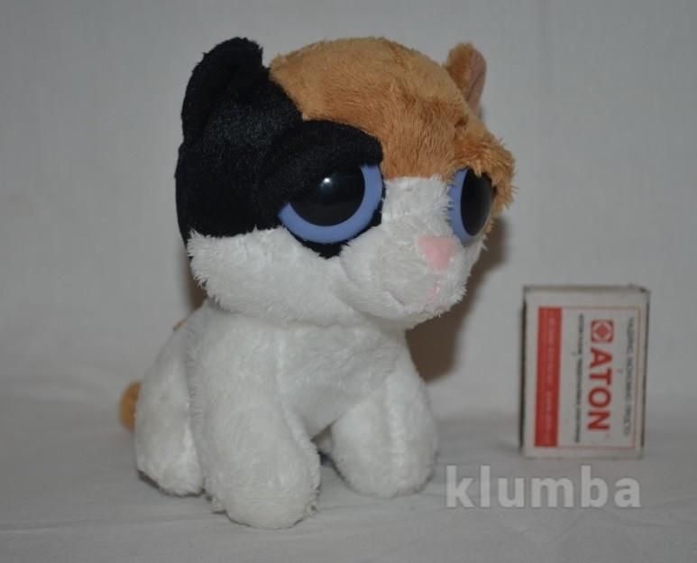 Милейший котик котенок глазастик лупастик с озвучкой фото №1