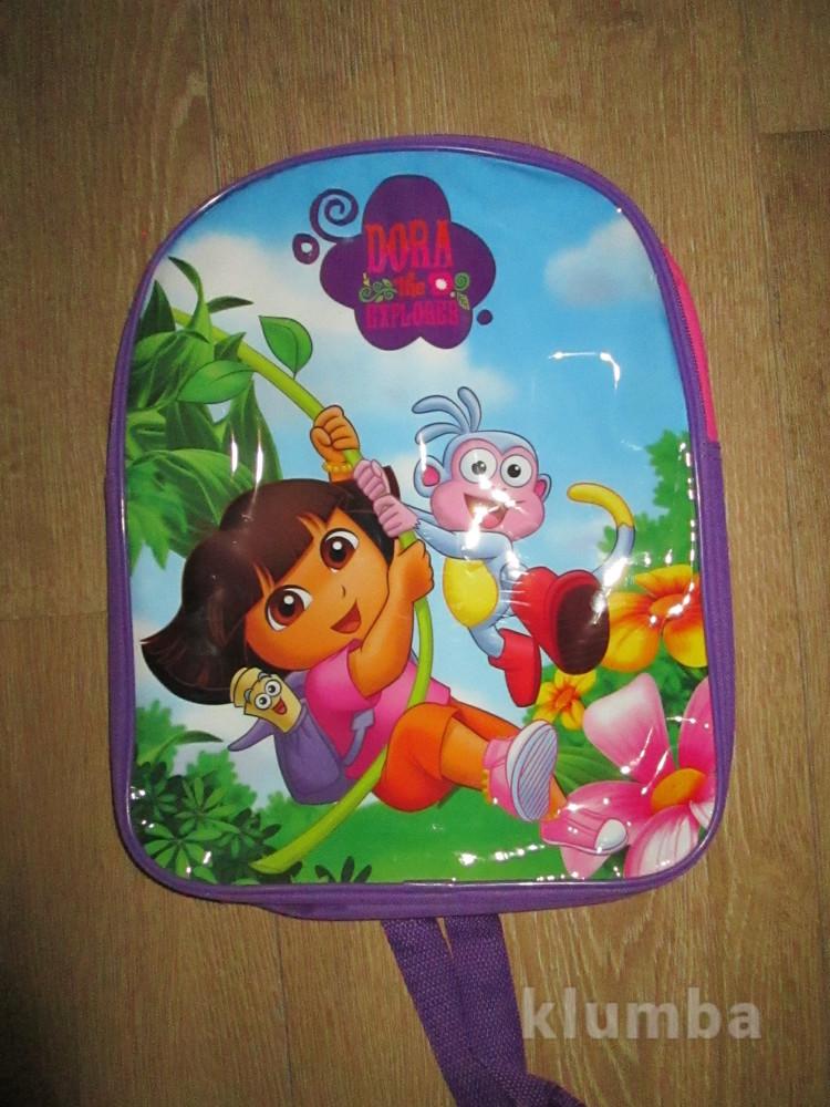 Детский рюкзачок (рюкзак)  Дора (Даша) фото №1