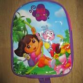 Детский рюкзачок (рюкзак)  Дора (Даша)