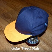 Бейсболка Cedar wood State.