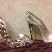 нарядные туфли босоножки Faith