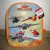 Детский рюкзачок (рюкзак)  самолёты