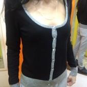 Новая нарядная стильная кофта S M L