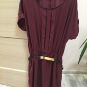 Платье promod с поясом