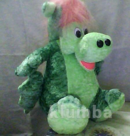 Мягкая игрушка  -  дракон  - новая фото №1