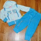 Детский костюм для девочки *Горошки р.74-86