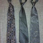Мужские галстуки разные