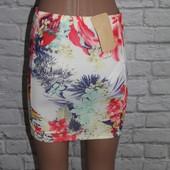 Новая юбка ZARA, оригинал,S