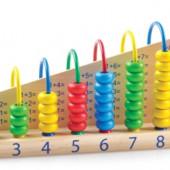 Арифметический счет, Мир деревянных игрушек Артикул: Д013