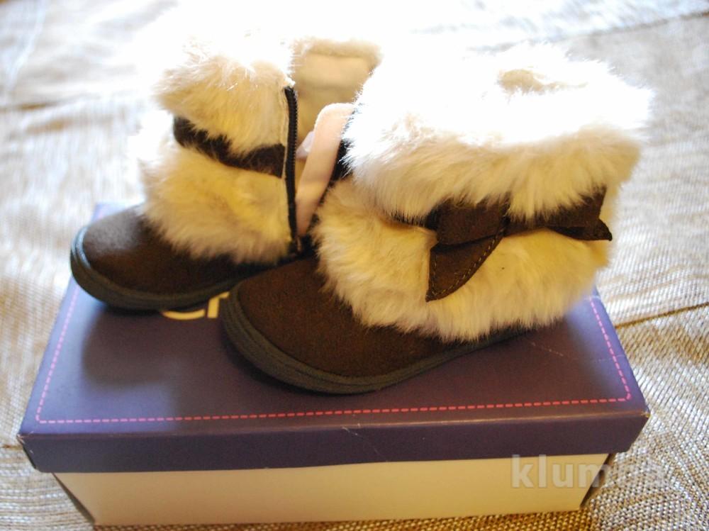Ботинки демисезонные cherokee для девочки из америки в коробке новые на 2-3года  фото №2