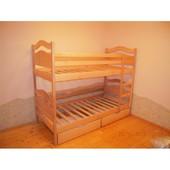 """Буковая кровать """"Винни Пух"""" \ Бесплатная доставка"""
