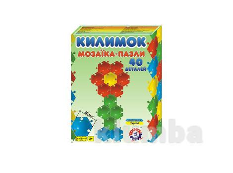 """Іграшка мозаїка-пазли """"килимок технок"""" арт.2940 фото №1"""