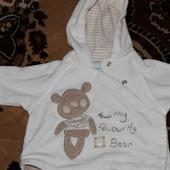 Пакет качественной одежды для девочки 0-6месяцев