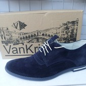 Фірмові стильні туфлі Van Kristi