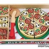 Деревянный набор Пицца Melissa & Doug