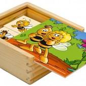 Игра «Найди пару: Пчела Майя», Bino 13606