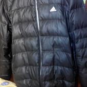 Цена снижена! Мужская куртка Адидас оригинал