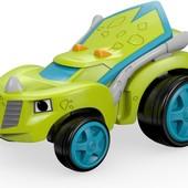 Fisher-Price Nickelodeon Blaze and the monster machines race car Zeg diecast vehicle - зег гонщик