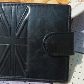 Мужское портмоне кошелек бумажник (новый) 4  вида
