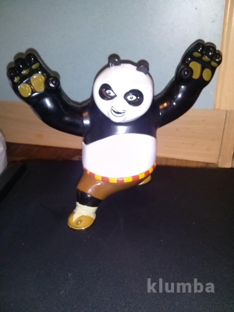 Большой музыкальный панда конфу фото №1