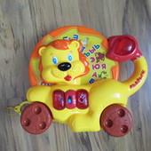 Чудо львенок фирмы Joy Toy