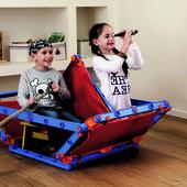 +Видеообзор! Израиль! детский конструктор MegaDo от кeter кids, для полноценного развития детей