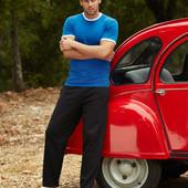 Спортивные штаны мужские теплые ( 64-032-0)