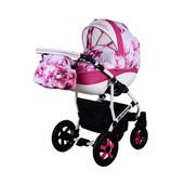 """Детская коляска 2 в 1 """"Carmela Fresh"""", разные цвета"""